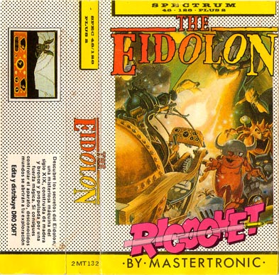 The Eidolon TheEidolon(DroSoft-Ricochet)