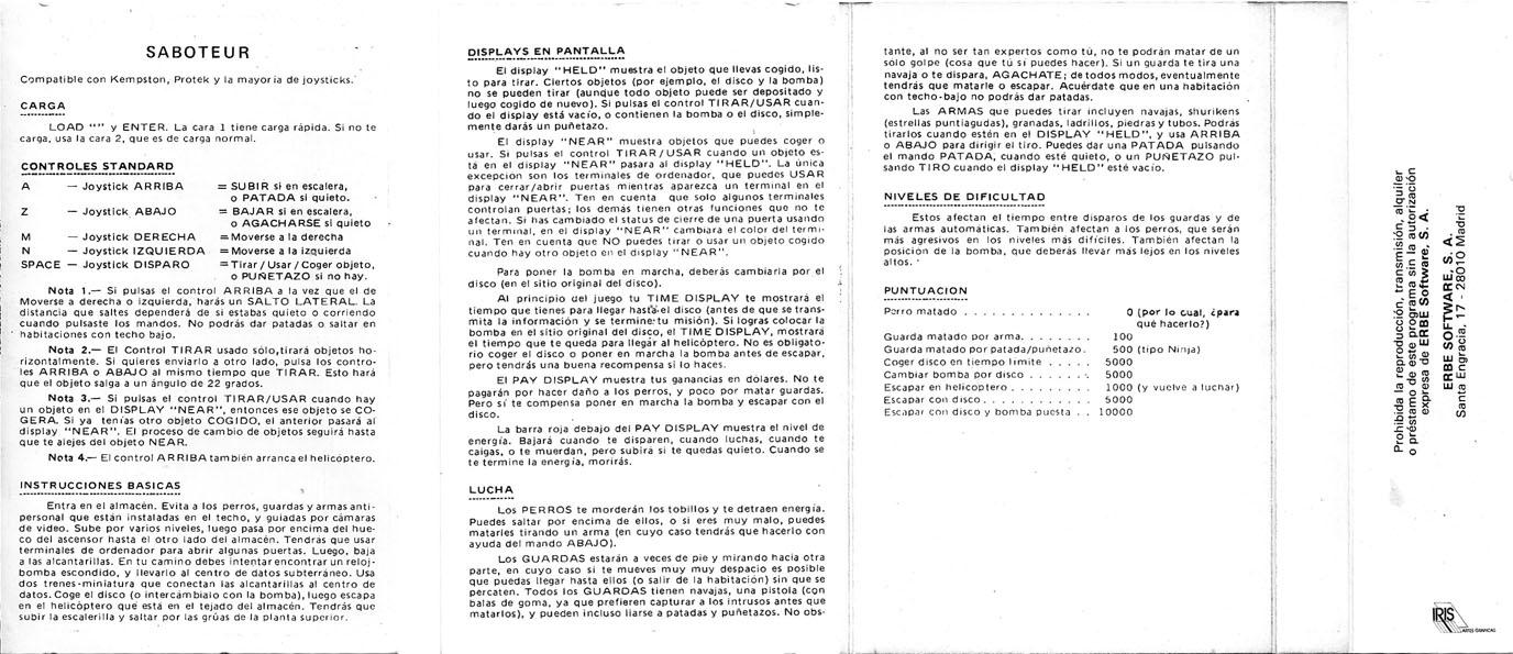 Spa2 Spanish Spectrum Archive